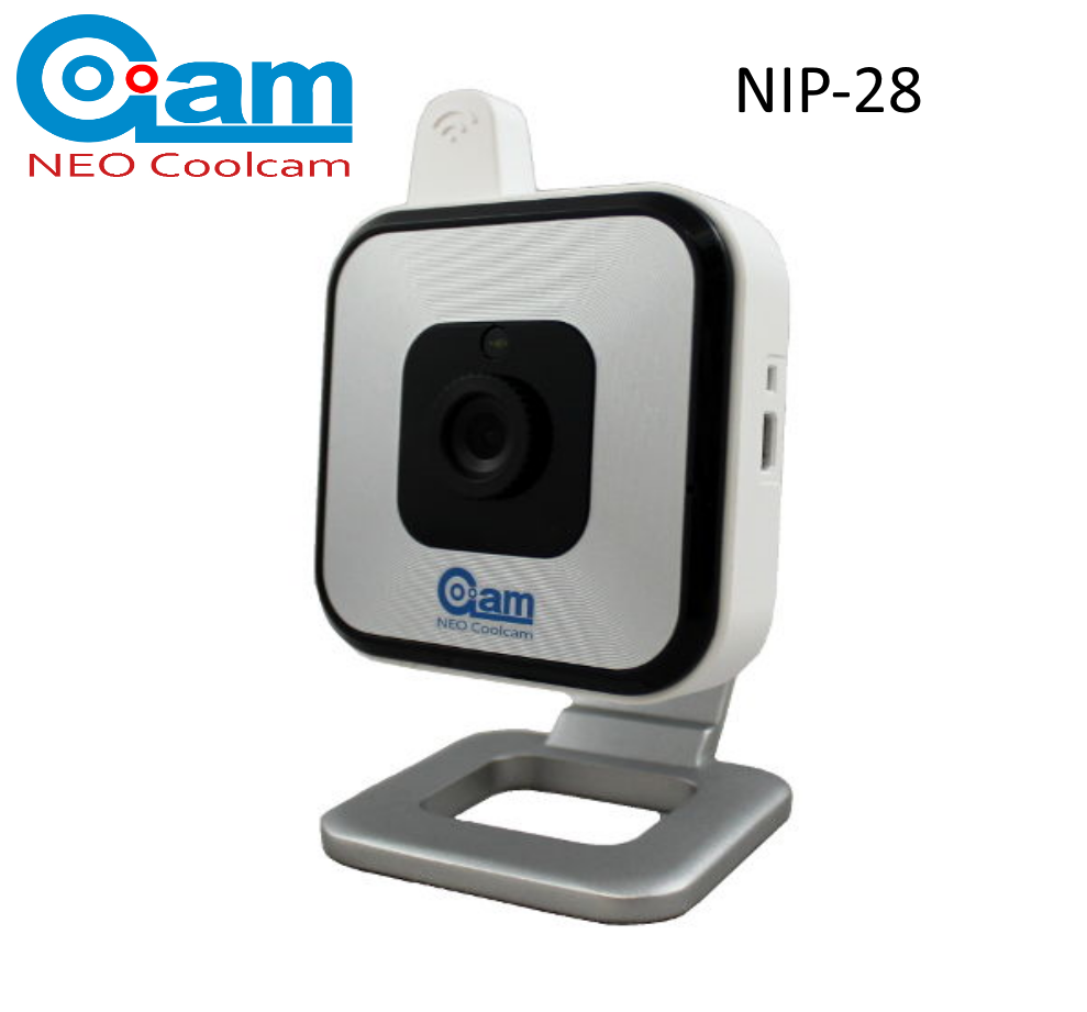 CAMERA WIFI NEO COOLCAM NIP-28 HD 1280*720