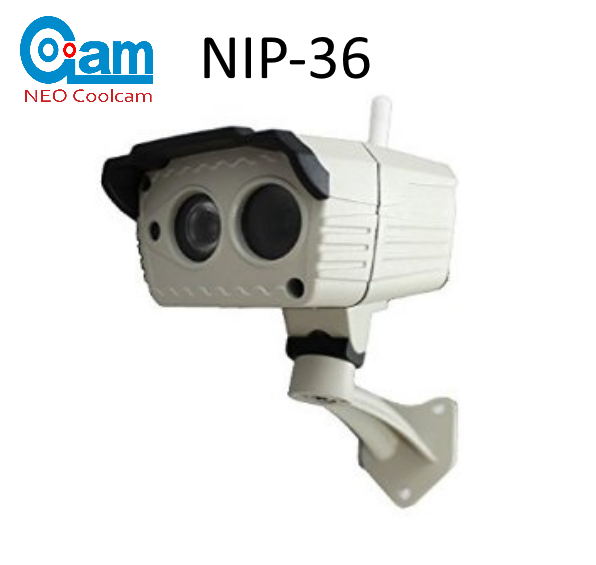 CAMERA WIFI NEO COOLCAM NIP-36 HD 720P 1M