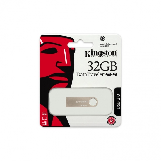USB 2.0 KINGSTON SE9 32G